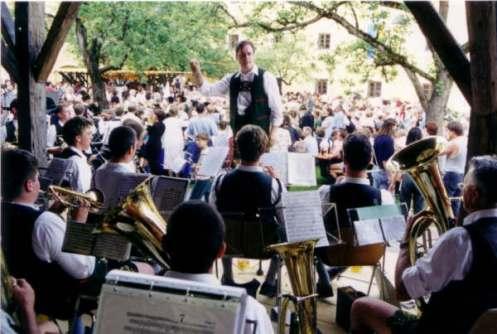 Klosterfest (Dirigent Wieser, Jun 2000)