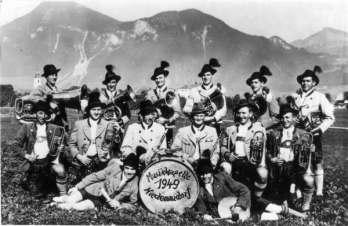1949 (Kranzhorn im Hintergrund)