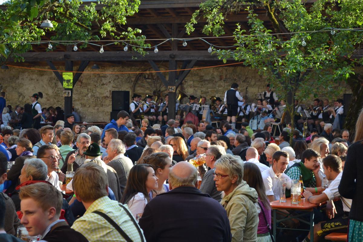 Klosterfest am 11. Mai ist abgesagt - nächster Termin 29. Juni